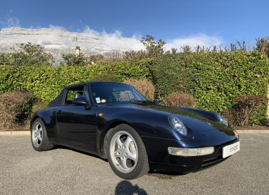 Vente Porsche 911 993 Carrera 4 Cabriolet 3.6i Occasion