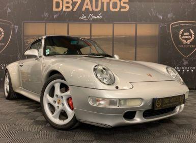 Achat Porsche 911 993 CARRERA S CARNET COMPLET Occasion