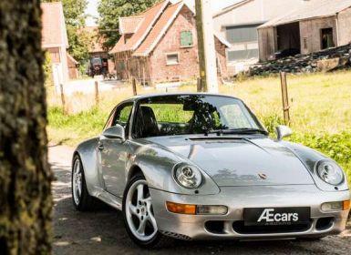 Porsche 911 993 CARRERA S MANUAL - BELGIAN - TOP