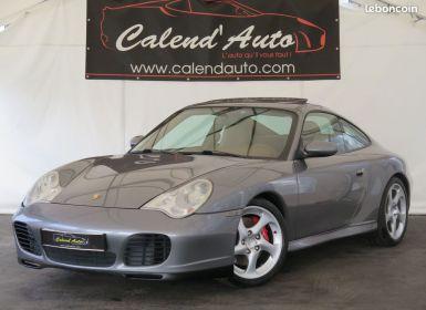 Porsche 911 996 3.6 Carrera 4S 320cv Occasion