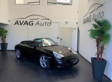 Vente Porsche 911 996 Cabriolet Carrera 3.6 i 320 cv Occasion
