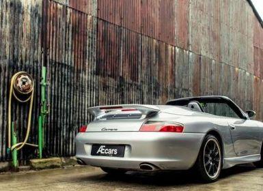 Vente Porsche 911 996 CABRIOLET - MANUAL - AERO KIT - HARDTOP Occasion