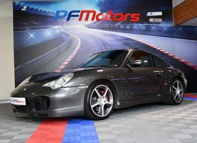 Vente Porsche 911 996 Carrera 4S 3.6 Flat 6 320 Boite 6 Manuelle GPS TO Échappement Sport PSM Xénon Cuir électrique a mémoire JA 18 Occasion
