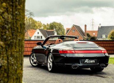 Vente Porsche 911 996 CARRERA 4S - CABRIO - AUTOMATIC - BOSE Occasion