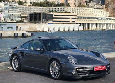 Vente Porsche 911 997 (2) 3.8 500 Turbo PDK – 51.500 kms Occasion