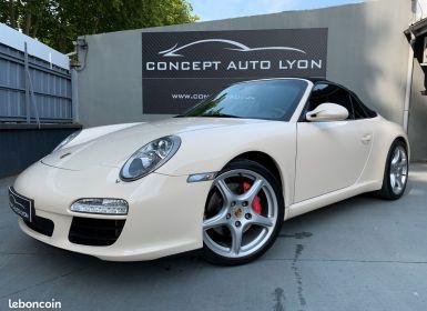 Achat Porsche 911 (997) (2) CABRIOLET 3.8 L 385 CH CARRERA S PDK 47 233 km entretien exclusif RAS Occasion