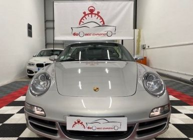 Vente Porsche 911 (997) 3.8 Carrera S 355 cv Cabriolet Occasion