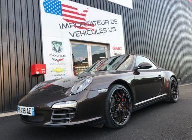 Achat Porsche 911 997 3,8L 385 CARRERA 4S CABRIOLET PDK Occasion