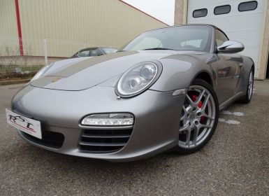 Porsche 911 997 4S PDK MK2 Cabriolet 3.8L 385PS/Pack Sport Chrono +  Pdc  Bose  Occasion