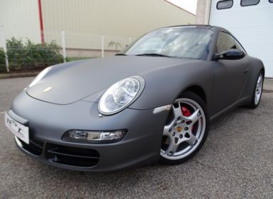 Achat Porsche 911 997 4S TARGA BV6 3.8L 355PS/Chrono + XLF  BOSE PASM FULL Occasion