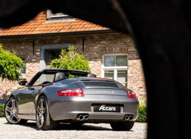 Porsche 911 997 C S CABRIO - MANUAL - SPORT EXHAUST