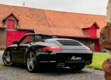Porsche 911 997 C S CABRIO - TIPTRONIC - ONLY 54.000 KM