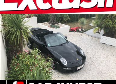 Porsche 911 997 cabriolet 3.6i carrera 35 Occasion