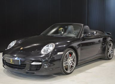Voiture Porsche 911 997 Cabriolet 3.6i Turbo Tiptronic 480 ch Occasion