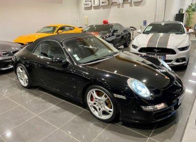 Vente Porsche 911 (997) CABRIOLET 3.8 355 CARRERA S Occasion