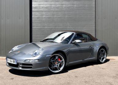 Vente Porsche 911 997 cabriolet 4s Occasion