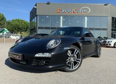 Voiture Porsche 911 997 CARRERA 3.6L BLACK EDITION 345 PDK Occasion