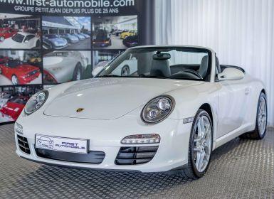 Vente Porsche 911 (997) CARRERA CABRIOLET PHASE 2 3L6 345CV Occasion