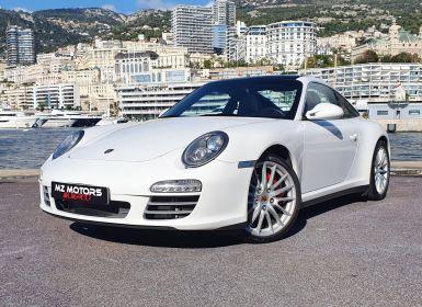 Vente Porsche 911 997 TARGA 4S 385 CV PDK Occasion
