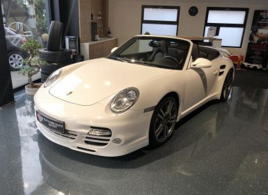 Vente Porsche 911 997 Turbo S Cabrio Occasion