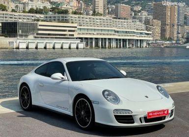 Porsche 911 997(2) 3.8 408 Carrera 4 GTS – 46.800 kms Occasion