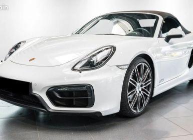 Achat Porsche 911 BOXSTER III (981) 3.4 L 330 CH GTS PDK 1 main full options état neuf Occasion