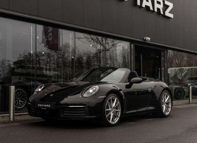 Vente Porsche 911 CABRIO - PDLS+ - BOSE - LEDER - SPORTUITL. - 14WEGS - ACC - FULL Occasion