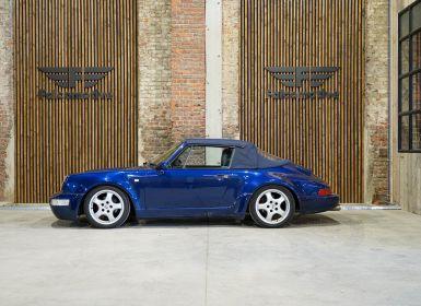 Vente Porsche 911 Cabrio - WTL - Zeer mooi Occasion