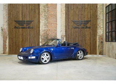 Vente Porsche 911 Cabrio - WTL - Zeer mooi! Occasion