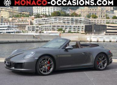Voiture Porsche 911 Cabriolet 3.0 420ch 4S PDK Occasion