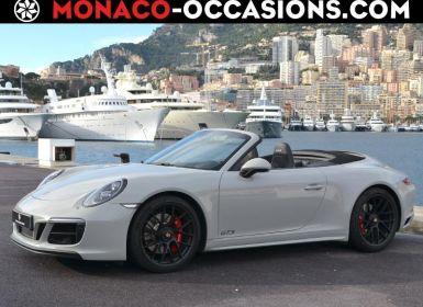 Acheter Porsche 911 Cabriolet 3.0 450ch 4 GTS PDK Occasion