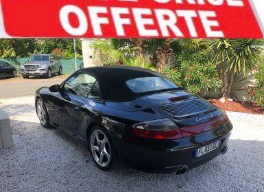 Porsche 911 cabriolet 3.6i bva tiptronic 2 Occasion