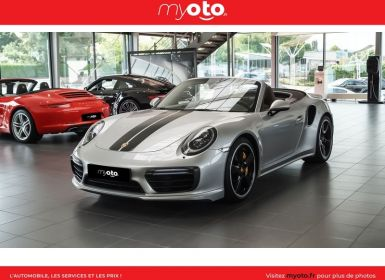 Porsche 911 CABRIOLET (991) 3.8 580CH TURBO S PDK Occasion