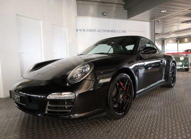 Voiture Porsche 911 CABRIOLET (997) CARRERA 4S Occasion