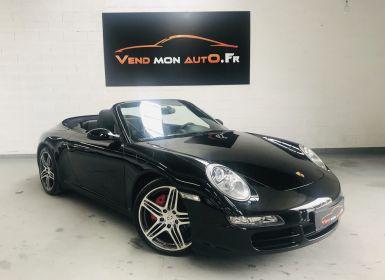 Achat Porsche 911 CABRIOLET 997 CARRERA S 3.8I TIPTRONIC A Occasion