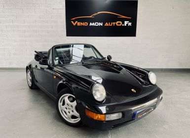 Vente Porsche 911 CABRIOLET CARRERA 2 Occasion