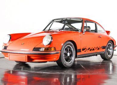 Vente Porsche 911 CARRERA 2.7 RS Occasion