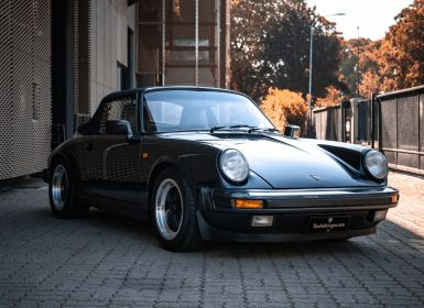 Vente Porsche 911 CARRERA 3.2 CABRIO Occasion