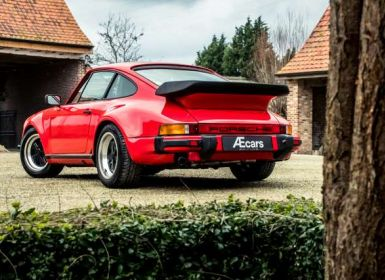 Vente Porsche 911 CARRERA 3.2 WTL 1984 COUPE - 5-SPEED GB Occasion