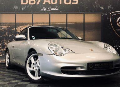 Achat Porsche 911 CARRERA 4 CABRIOLET 996 3.6i Occasion