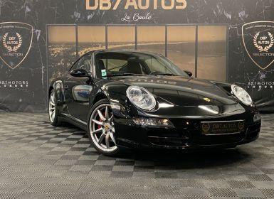 Vente Porsche 911 CARRERA 4 COUPE 997 S Coupe 3.8i Occasion