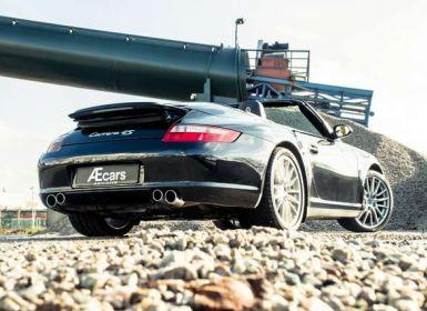 Achat Porsche 911 CARRERA 4S - CABRIO - HARDTOP - MANUAL Occasion