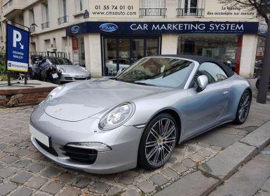 Voiture Porsche 911 CARRERA CABRIOLET 4S 3.8i 400 PDK Occasion