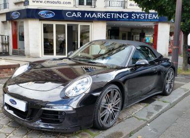 Acheter Porsche 911 CARRERA CABRIOLET 4S 3.8i 400 PDK Occasion