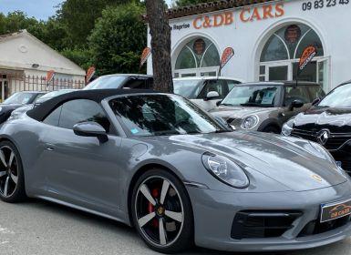 Achat Porsche 911 CARRERA CABRIOLET 992 S Cabriolet 3.0i 450 PDK Occasion