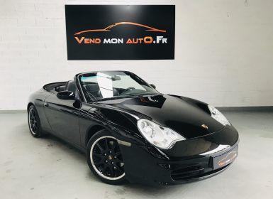Achat Porsche 911 CARRERA CABRIOLET 996 3.6 320 Occasion