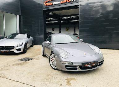 Achat Porsche 911 CARRERA CABRIOLET 997 CARRERA S CABRIOLET 3.8I TIPTRONIC S A Occasion