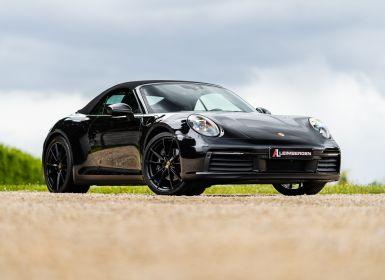 Porsche 911 Carrera Cabriolet Type 992 / Système D'échappement Sport / BOSE / Surround View / Ventilation Des Sièges à L'avant