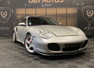 Voiture Porsche 911 CARRERA COUPE 996 3.6i Targa Tiptronic Occasion