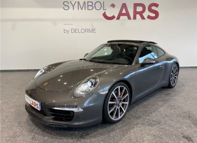 Vente Porsche 911 carrera coupe CARRERA S COUPE 3.8I 400 Occasion